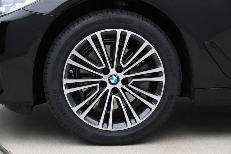 BMW 5 Serie 520i High Exe Sportline Aut. afbeelding 21