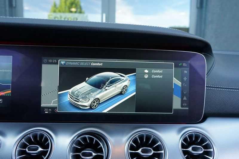 Mercedes-Benz E-Klasse Coupé 200 Premium Plus AMG, Pano, Burmester afbeelding 15