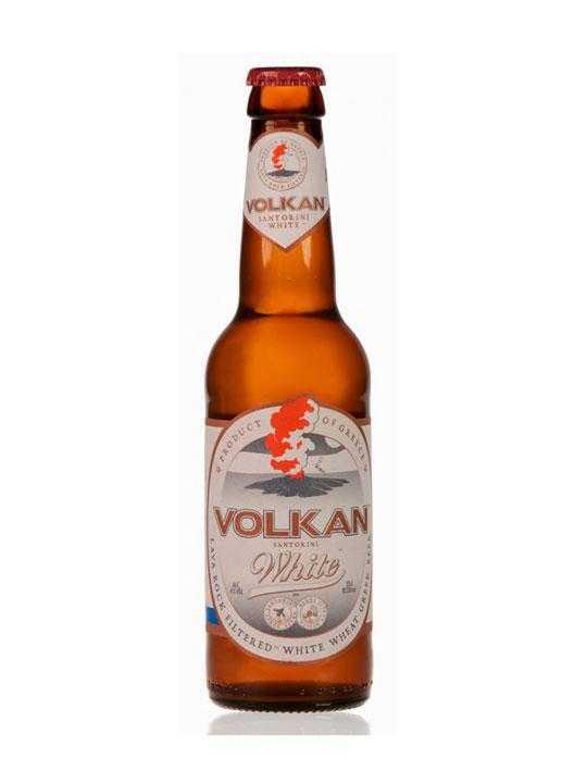 Volkan Santorini white beer - 0.33l