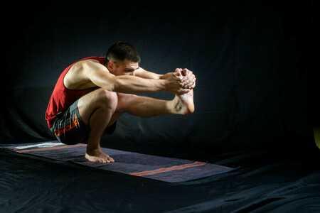 Dynamischer Yoga Flow
