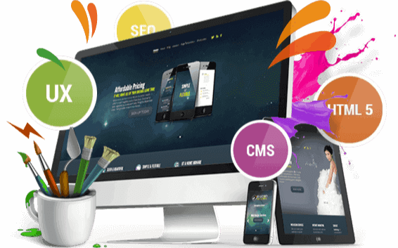 Website Design UX CMS