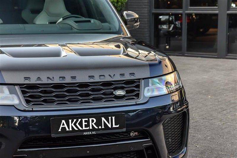 Land Rover Range Rover Sport 5.0 SVR CARBON+HEADUP+ACC+TR.HAAK NP.265K afbeelding 12