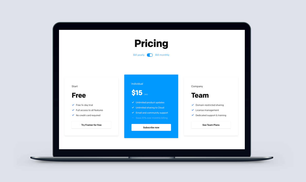 choosing the right pricing strategy for your software launch