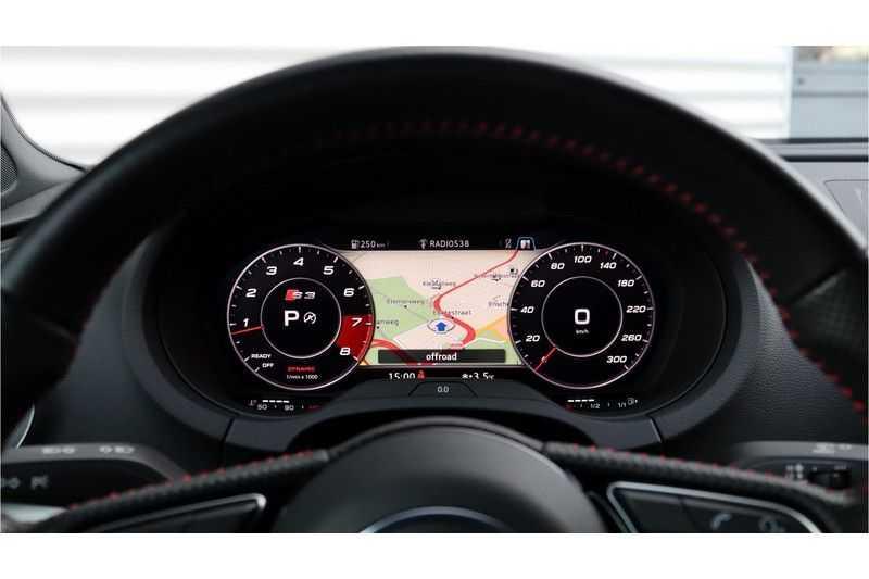 Audi S3 Cabriolet 2.0 TFSI quattro Virtual Cockpit, Matrix LED afbeelding 13