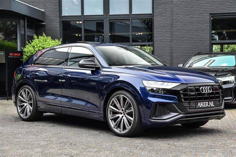 Audi Q8 55 TFSI S-LINE+23INCH+PANO.DAK+360CAM+BLACKLOOK afbeelding 16