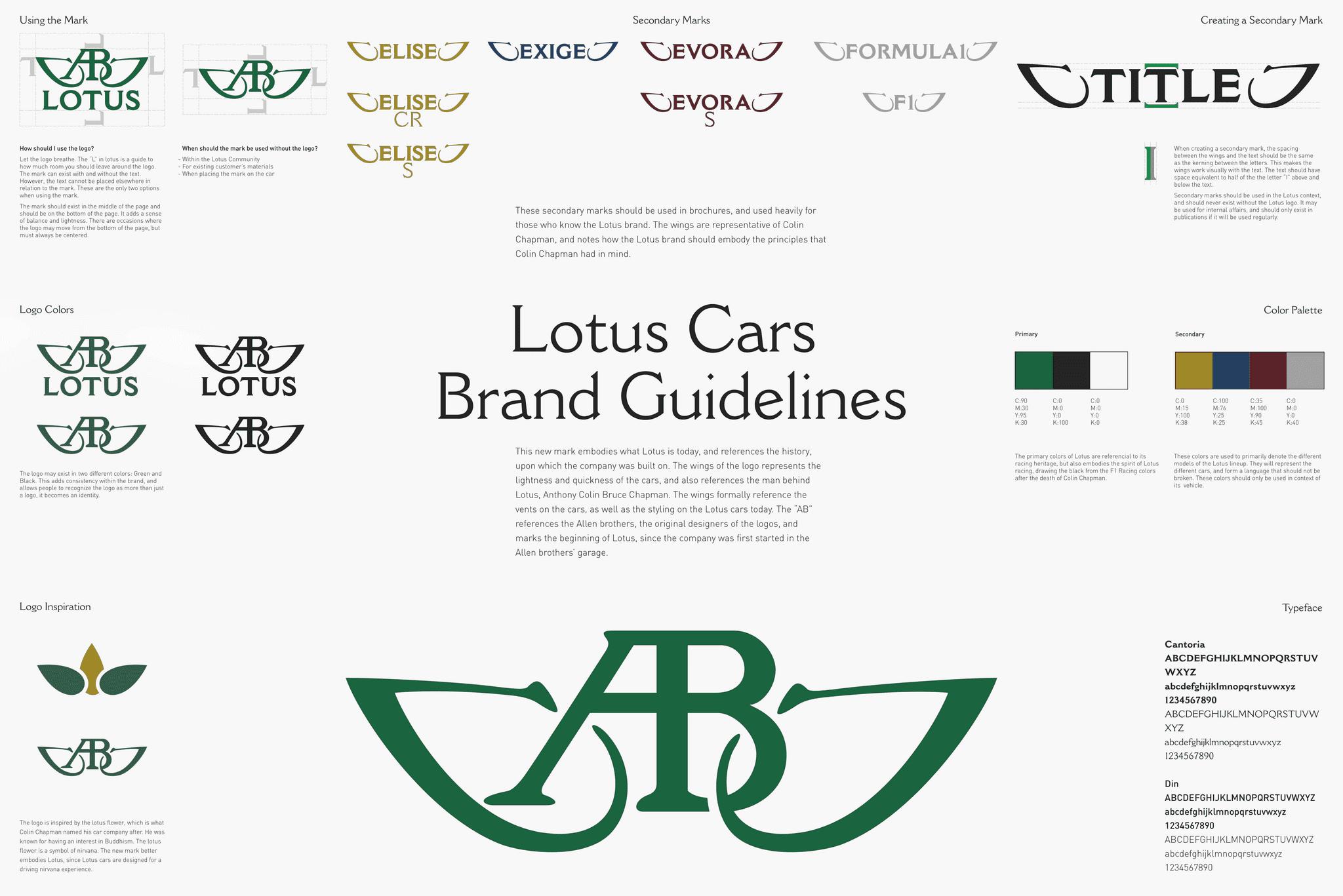 Lotus Brand Guidelines