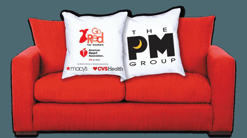 Red Sofa Tour 2017 AHA Go Red for Women