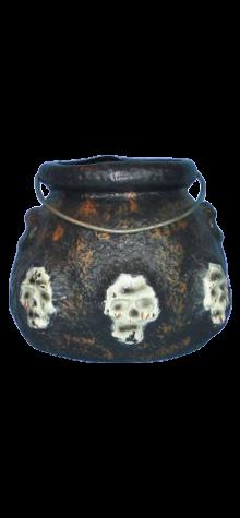 Skull Cauldron photo