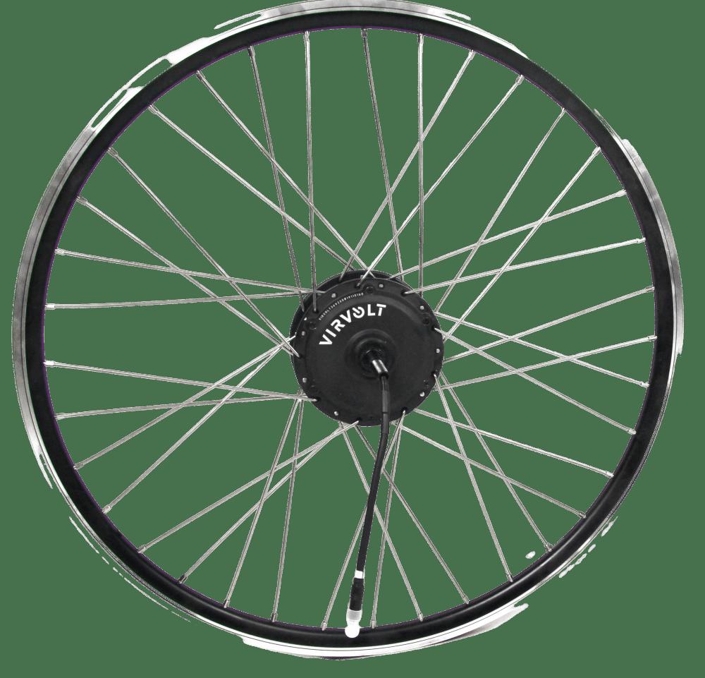 virvolt moteur vélo électrique roue pédalier electrification vae