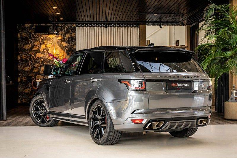 Land Rover Range Rover Sport P575 SVR | Panorama | Stoelkoeling | HUD | Carbon afbeelding 3