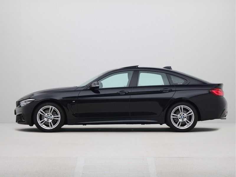 BMW 4 Serie Gran Coupé 418i High Executive M-Sport Automaat afbeelding 10