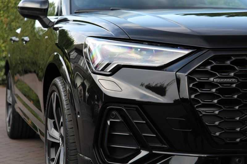 Audi Q3 Sportback 45 TFSI quattro EDITION-ONE+TOPVIEW+PANO.DAK afbeelding 10