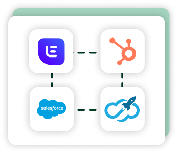 Integrate with your CRM