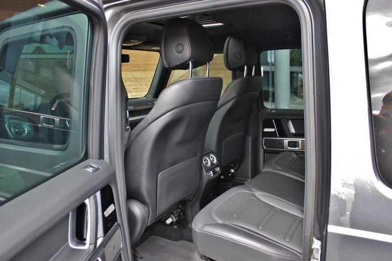 Mercedes-Benz G-Klasse 500 4.0 V8 422pk **360/Distronic/Schuifdak/Trekhaak/DAB** afbeelding 15