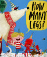 How many legs? by Kes Gay & Jim Field