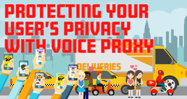 Proxy Voice Calls Anonymously with Express, the Nexmo Voice API, and a Virtual Number