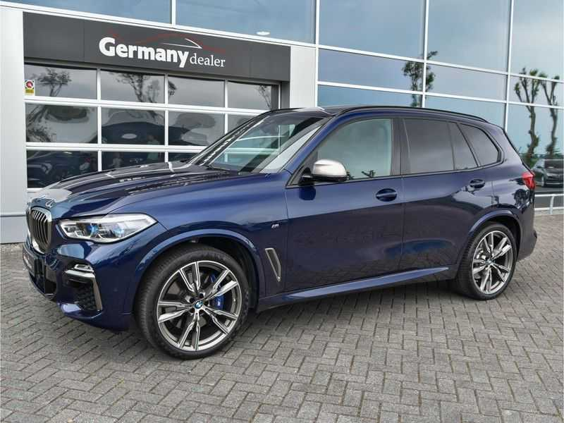 BMW X5 M50d M-Sportpakket Laser-LED H&K Pano Head-Up Swarovski Comf.Zetels 22-Inch! afbeelding 2