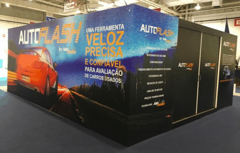Autoflash - FENABRAVE 2017 - Expo Transamérica - São Paulo, SP