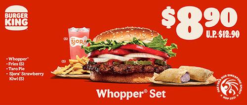 >Burger King Singapore