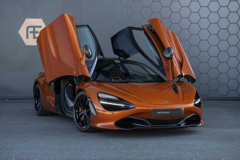 McLaren 720S 4.0 V8 Performance BTW + CF INTERIOR + LIFTING + SOFT CLOSE afbeelding 24