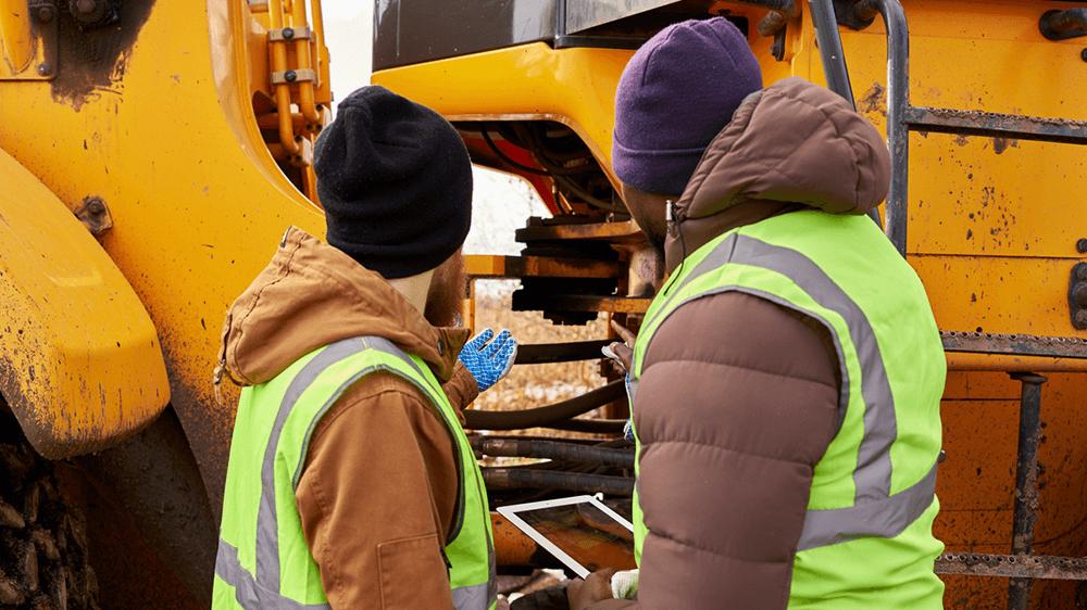Construction Equipment Inspection App