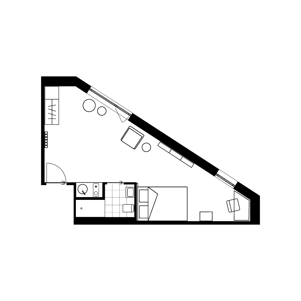 Good Room: floor plan