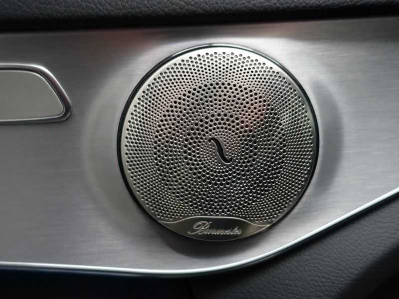 Mercedes-Benz C-Klasse 43 AMG 4M Black Series 368pk Autom- Schuifdak, Burmester, Leer, MBUX, Camera, Full! afbeelding 16
