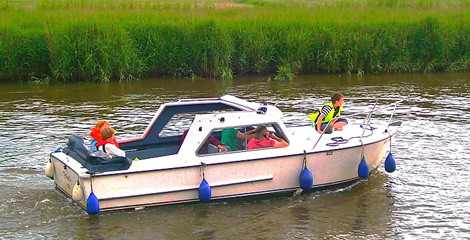 Waveney River Tours