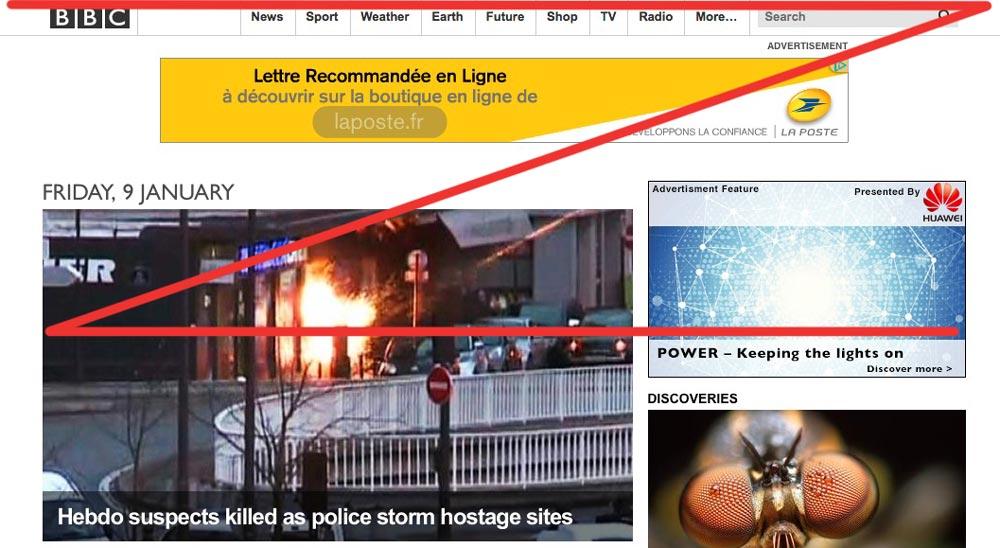 composition en z sur le site de la bbc