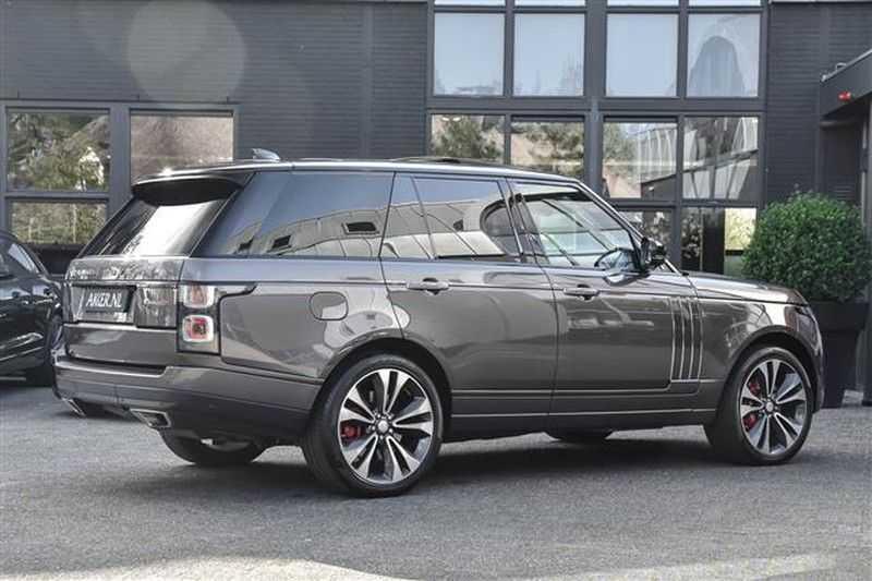 Land Rover Range Rover SVAUTOBIOGRAPHY DYNAMIC 565 PK NWPR.271K afbeelding 18