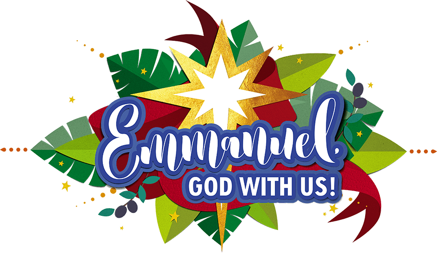 Emmanuel, God with us!