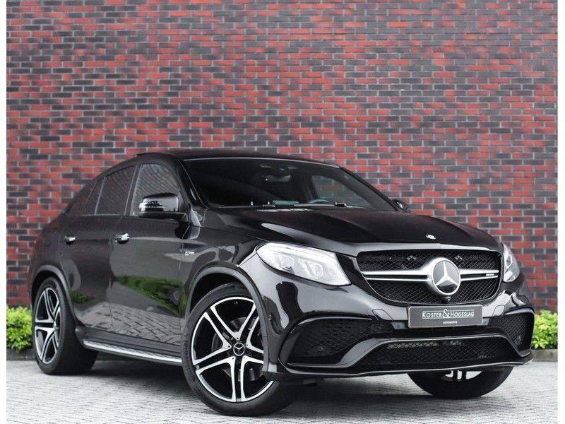 Mercedes-Benz GLE Coupé 43 AMG 4-Matic B&O*TV*Leder*Standkachel*Airmatic*VOL!* afbeelding 1