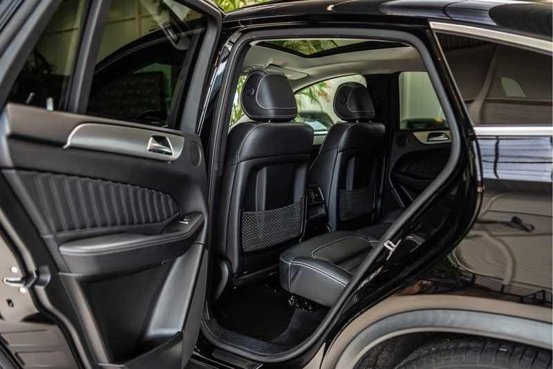 Mercedes-Benz GLE Coupé 350 d 4MATIC AMG | Trekhaak | Comand | Camera | panoramadak | Apple Car Play | Privacy glas | BTW | afbeelding 24