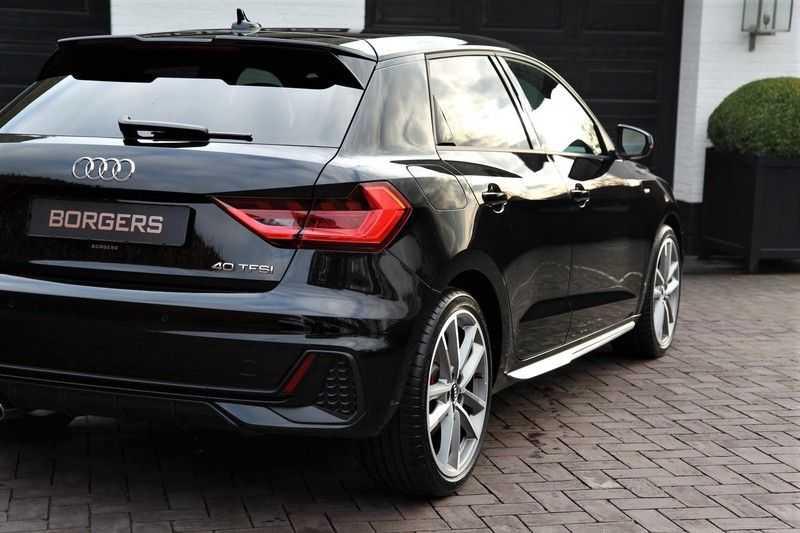 Audi A1 Sportback 40 TFSI S-LINE+NAVI+18INCH afbeelding 4