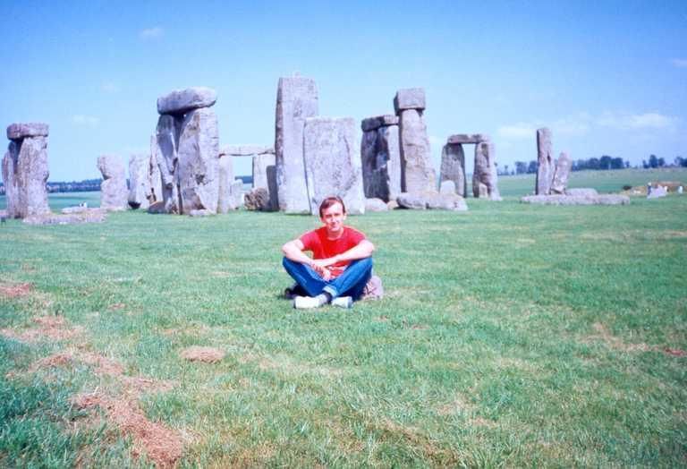 Stonehenge, 1992