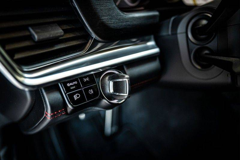 Porsche Panamera 4.0 GTS Sport Turismo | 360 | HUD | BOSE |PANO | Soft close | DAB | LED Matrix | Afstandstempomaat | Karmin Rood pakket, rood st afbeelding 8