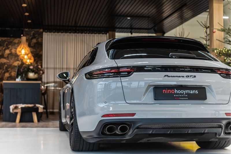 Porsche Panamera Sport Turismo 4.0 GTS   Innodrive   Panorama   Burmester   Head Up Display   NP 229.000 afbeelding 3