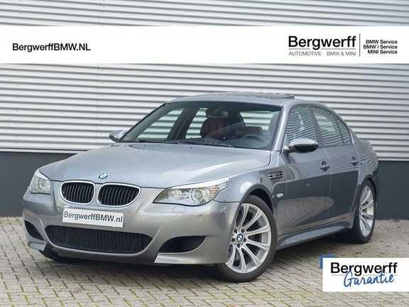 BMW 5 Serie M5 H6 - Manual - Volleder - 79.998km!