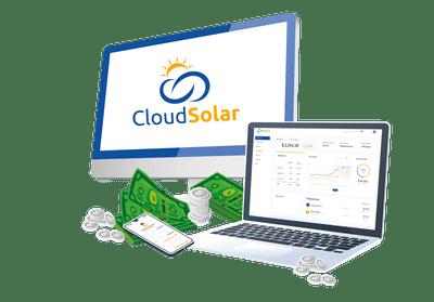 Cloud Solar Step 3