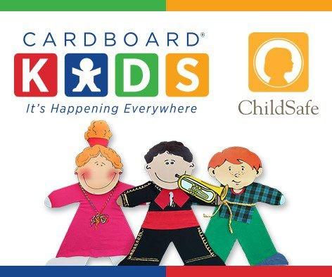 ChildSafe Cardboard Kids Graphic