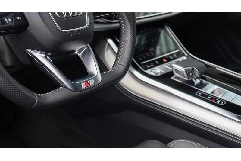 Audi Q7 60 TFSI e quattro Competition Panoramadak, BOSE, Massage, Ruitstiksel, Trekhaak afbeelding 25