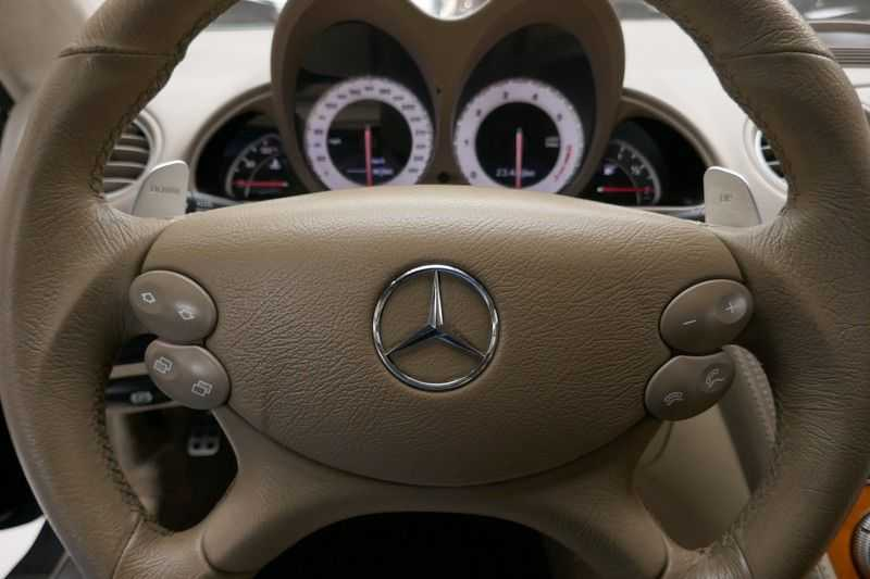 Mercedes-Benz SL-Klasse 600 - 65 ///AMG Black edition afbeelding 15