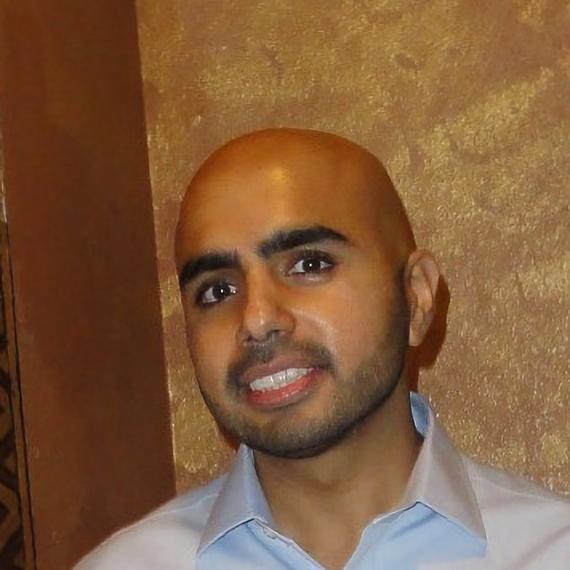 Headshot of Amir Valiani
