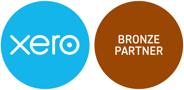 Xero Bronze logo