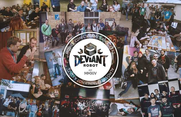 The rise and fall of the Deviant Robot monthly gaming meetups