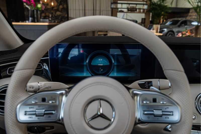 Mercedes-Benz S-Klasse Cabrio 560 | Swarovski | Burmester | 360 graden | Distronic | afbeelding 3