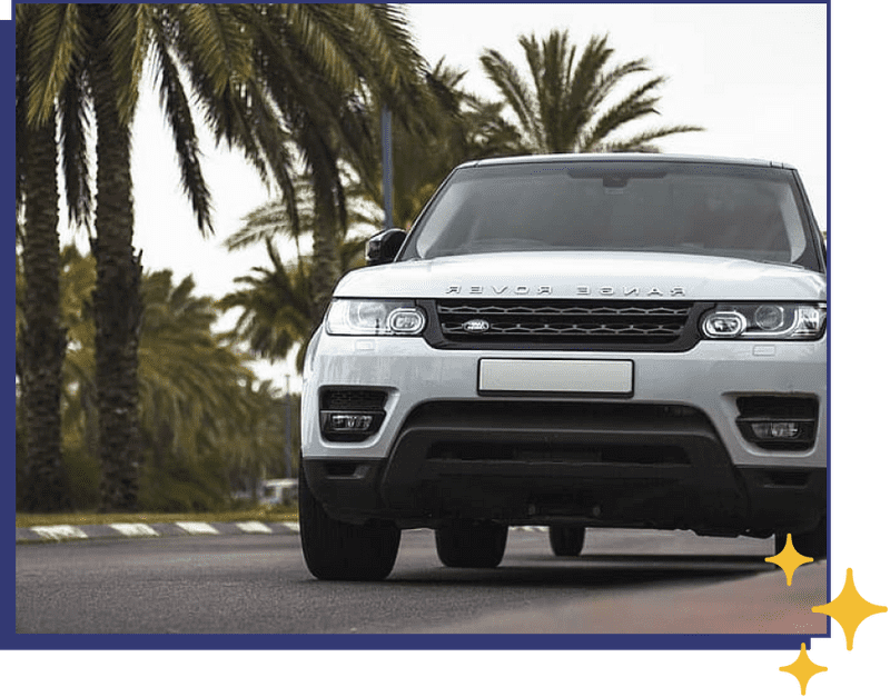 Smartcar is compatible with Land Rover vehicles