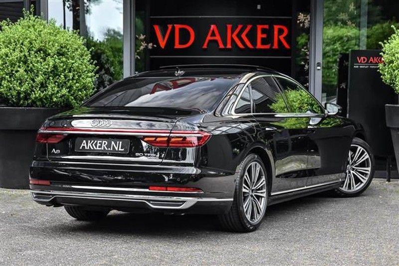 Audi A8 60 TFSI E HYBRID MASSAGE+4WSTURING+360CAMERA afbeelding 2