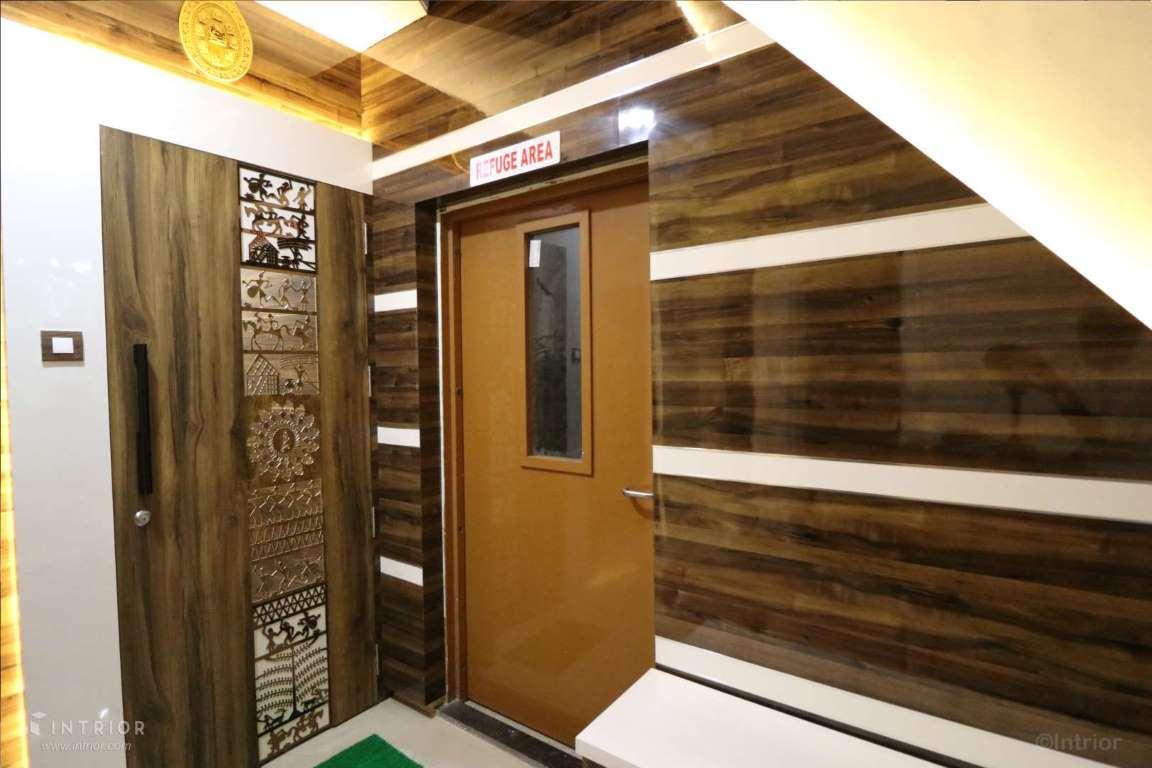 Safety Door Paneling Design