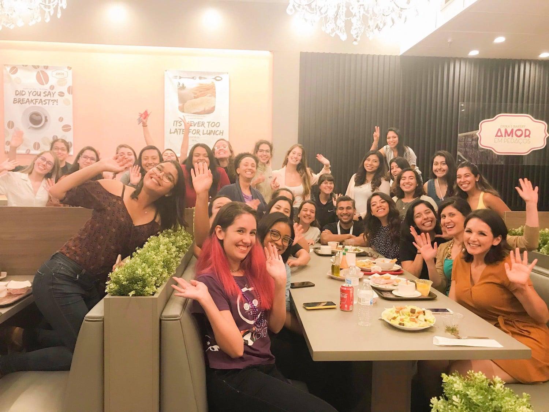Latinx In Tech - Grace Hopper Celebration